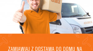 OBI umożliwia klientom zaplanowanie dostawy