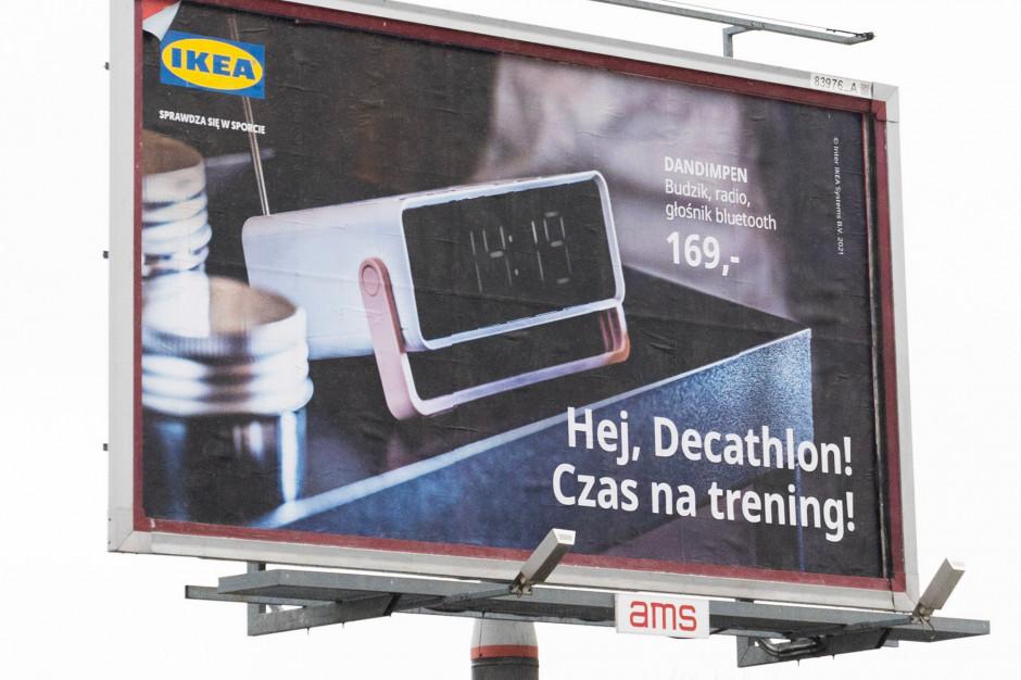 Wspólna kampania Ikei i Decathlonu