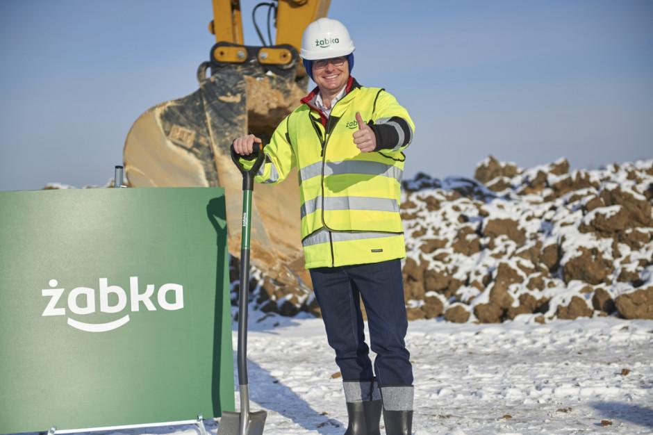 Żabka inwestuje w zautomatyzowane centrum logistyczne pod Warszawą