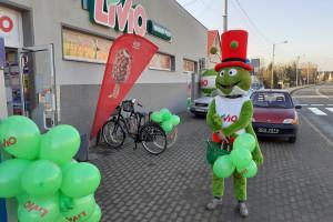 Ponad 3200 sklepów w sieci Livio