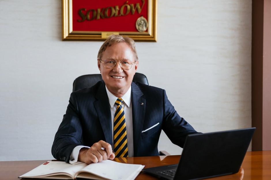 Marka Sokołów uruchamia sprzedaż online. Dostawy realizuje Wolt