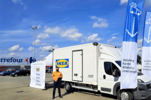 Carrefour i IKEA współpracują w zakresie odbioru zamówień