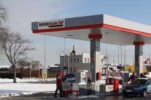 Intermarché z drugą bezobsługową stacją paliw