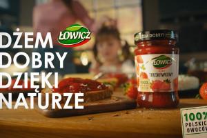 """Nowa kampania dżemów Łowicz pod hasłem """"Dżem dobry"""""""