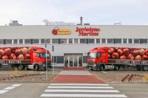 Biedronka tworzy nowy region w systemie logistycznym