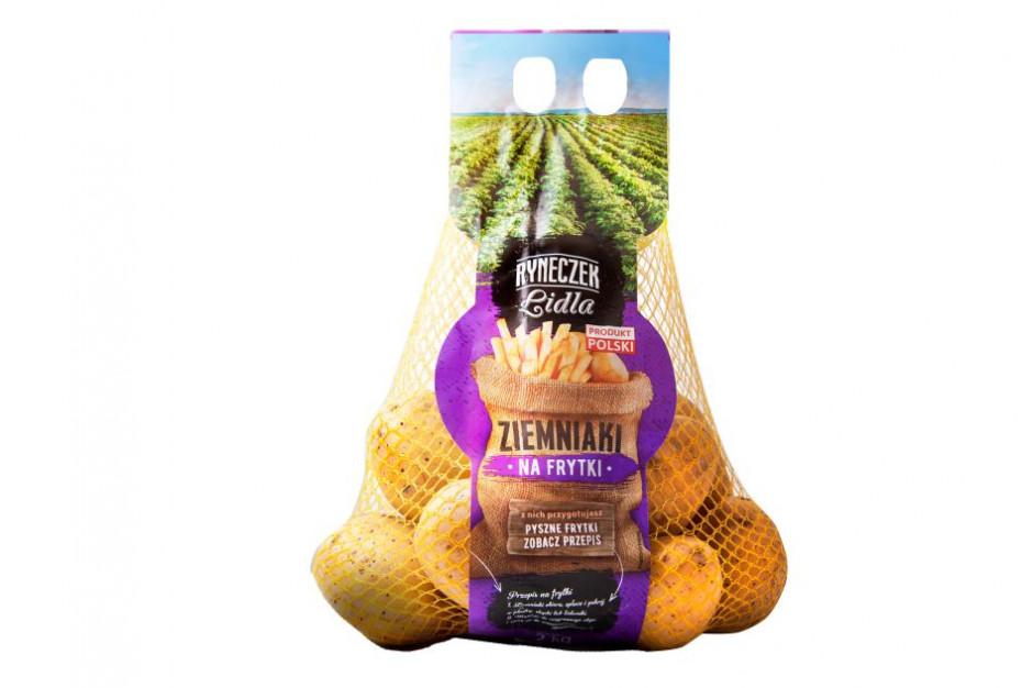 Lidl otwiera się na ziemniaki nie sprzedane w HoReCa