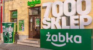 Żabka ma 7000 sklepów. Stawia na miejscowości poniżej 50 tys. mieszkańców