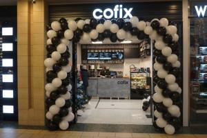 Cofix - koncept kawiarni, który rozwija się na polskim rynku