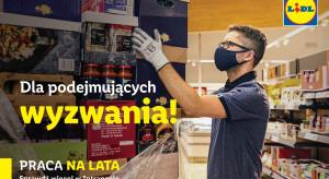 Rusza kampania zachęcająca do pracy w Lidlu