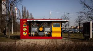 Bezobsługowy sklep Zinu Shop ruszył w Krakowie