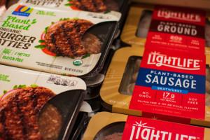 Coraz ciaśniej na rynku zamienników mięsa