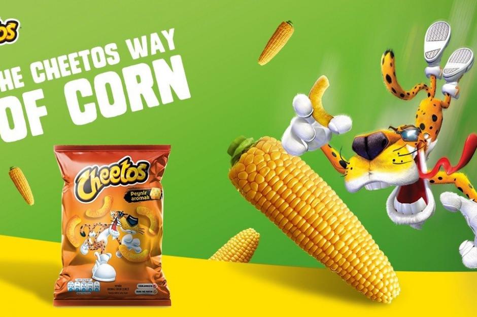 Marka Cheetos z nową kampanią