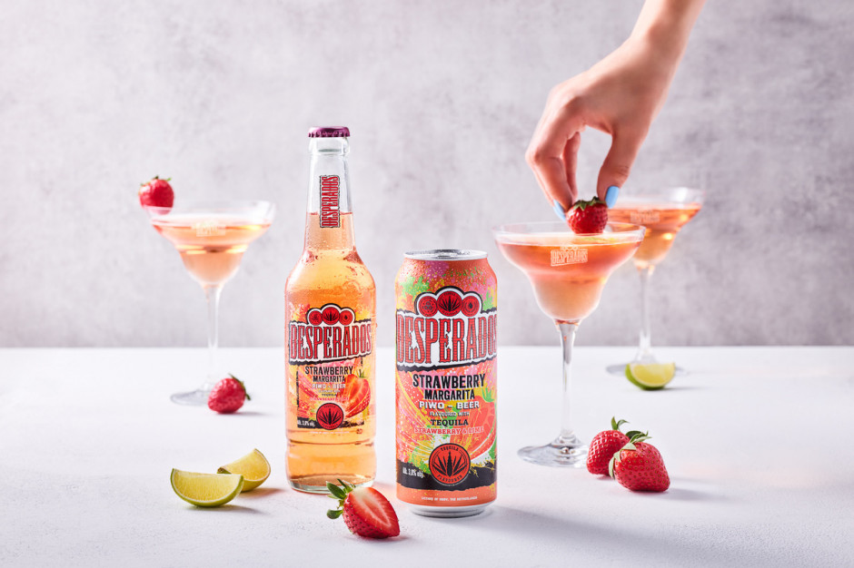Smak Strawbery Margarita w ofercie Desperados