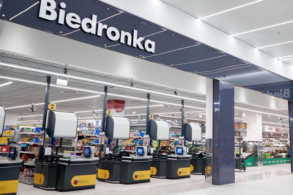 Plany Biedronki na 2021 rok: Około 700 mln euro inwestycji, 100 nowych sklepów