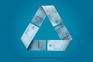 Kaufland zmienia papier do drukowania paragonów