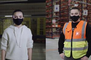 Amazon awansował 600 pracowników centrów logistycznych