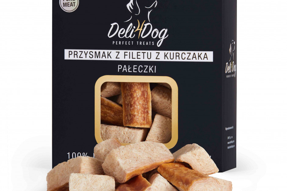 Deli4Dog – nowy przysmak dla psów