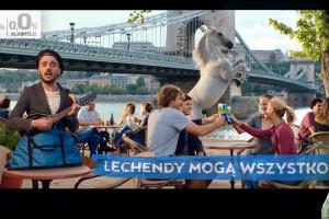 Lech Free 0,0% startuje z nową odsłoną kampanii