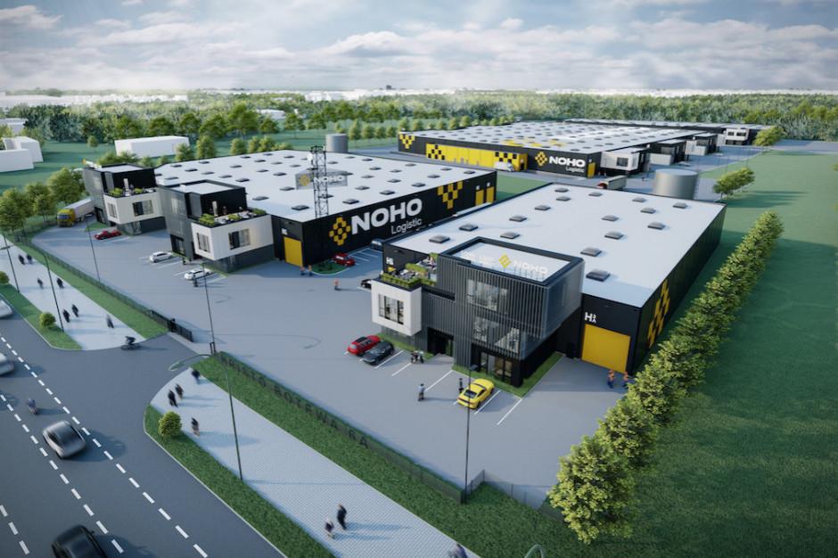 Magazyny Noho Logistic Park powstaną w Krakowie