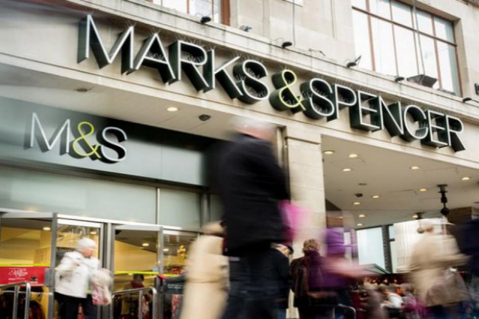 Marks & Spencer chce uruchomić 46 platform sprzedaży e-commerce