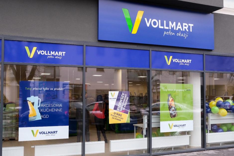 Vollmart: Celujemy w miasta liczące min.  50 tys. mieszkańców