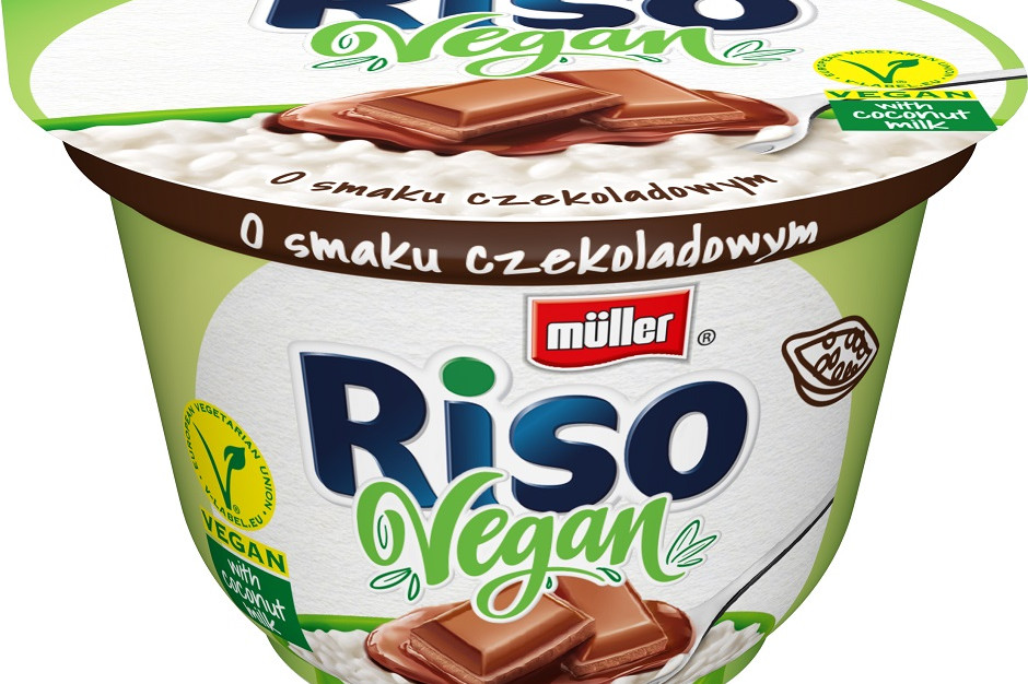 Nowości od marki Müller: Produkty wegańskie oraz nowe smaki deserów