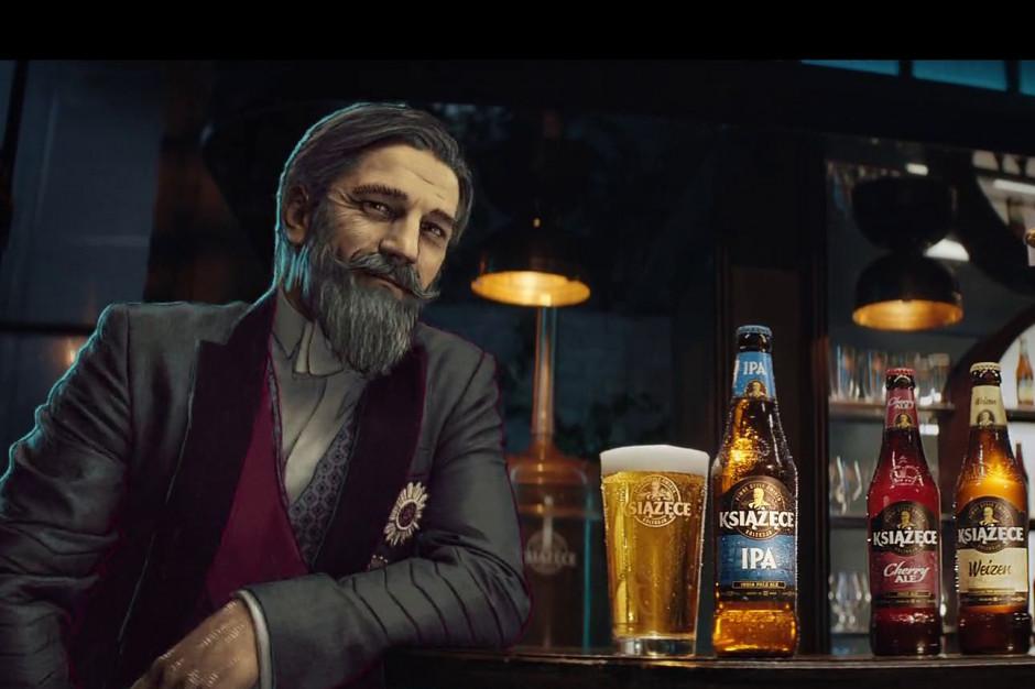 Książęce startuje z nową kampanią reklamową