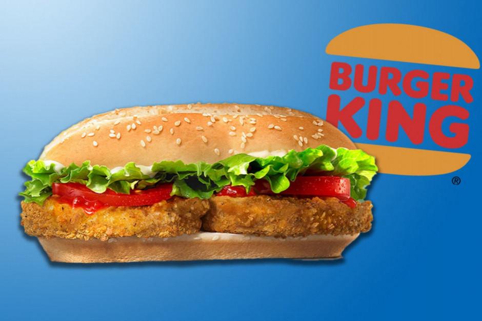 Brytyjski Burger King chce mieć w połowie roślinne menu