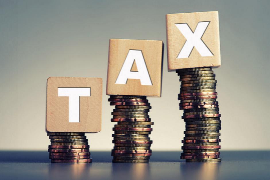 MF: Dane o wpływach z podatku handlowego dopiero po pierwszym kwartale
