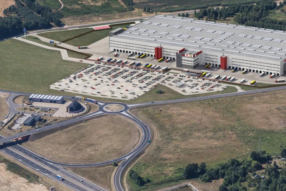TK Maxx zatrudni 1000 osób do pracy w gigantycznym magazynie