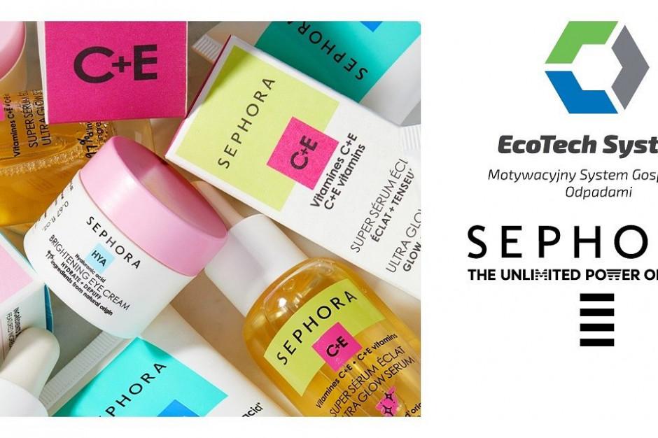 Sephora z promocjami dla proekologicznych konsumentów