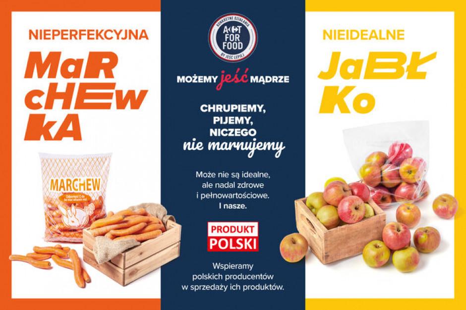 Carrefour oferuje warzywa i owoce, które nie trafiły do zamkniętych restauracji