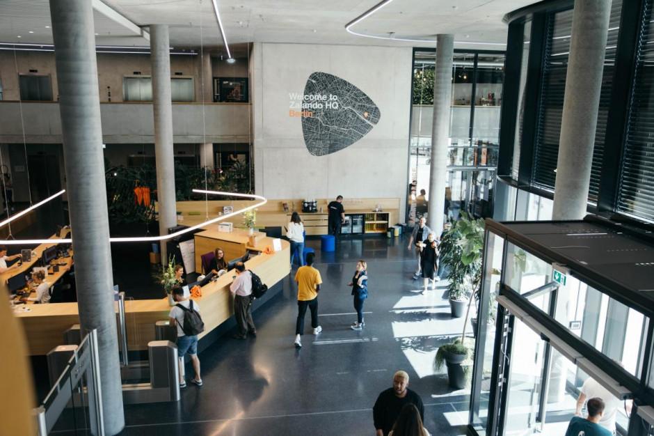 Zalando wyda na inwestycje 350-400 mln euro