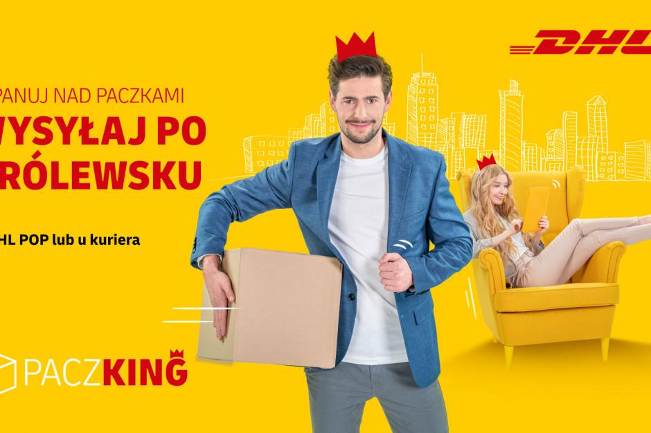 PaczKING.pl - nowa platforma do nadawania przesyłek na rynku e-commerce