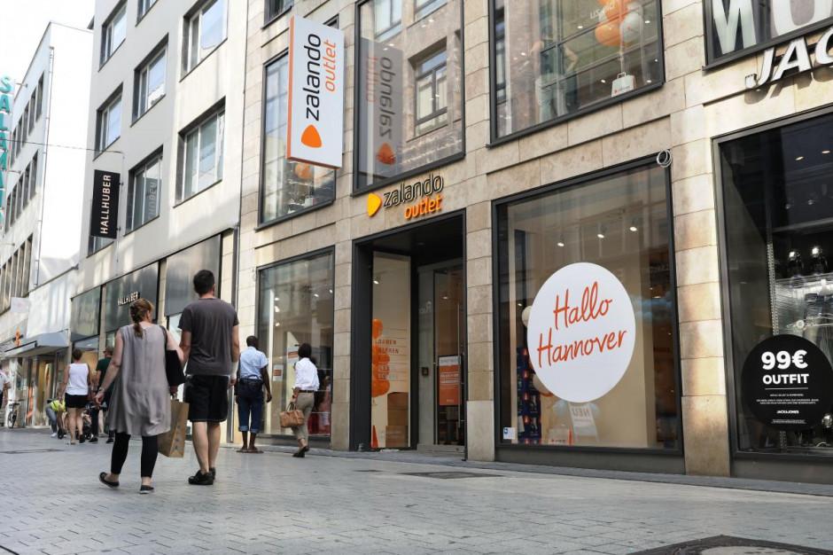 Zalando chce obsługiwać 10 proc. rynku wartego 450 mld euro
