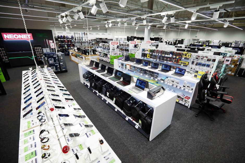 Neonet stawia na mniejsze miejscowości także pod kątem e-commerce