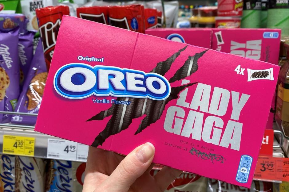W Żabce do Oreo design by Lady Gaga dołączają lody Monte