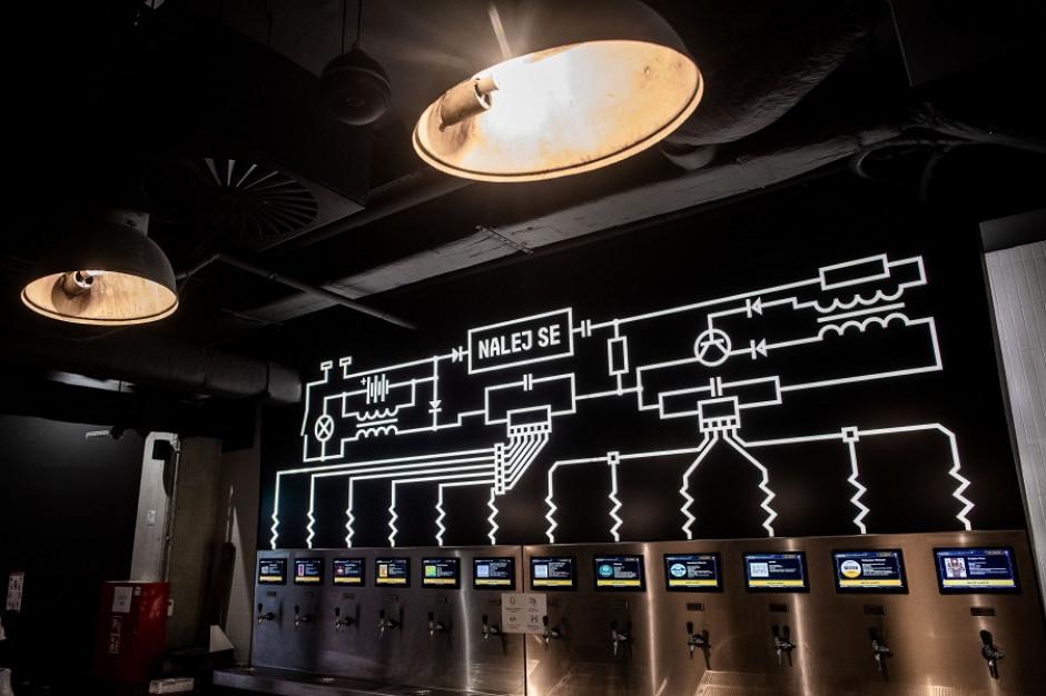 Nalej Se - ruszył samoobsługowy sklep piwny w Krakowie