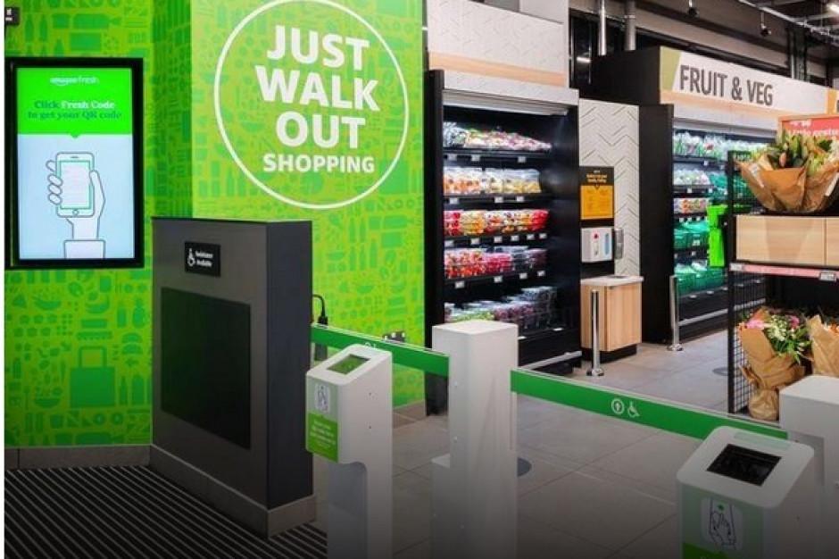 Amazon przyspiesza w Wielkiej Brytanii. Przejmie którąś z sieci supermarketów?