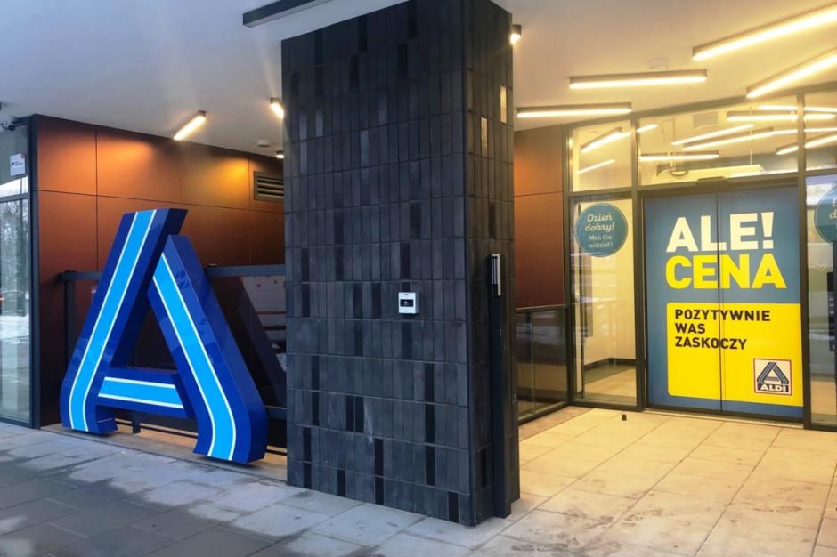 12 nowych sklepów Aldi