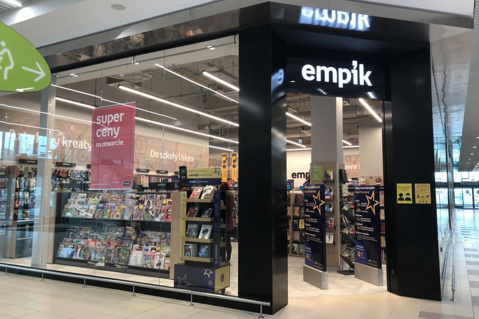 Empik otworzył salon w CH Auchan Produkcyjna