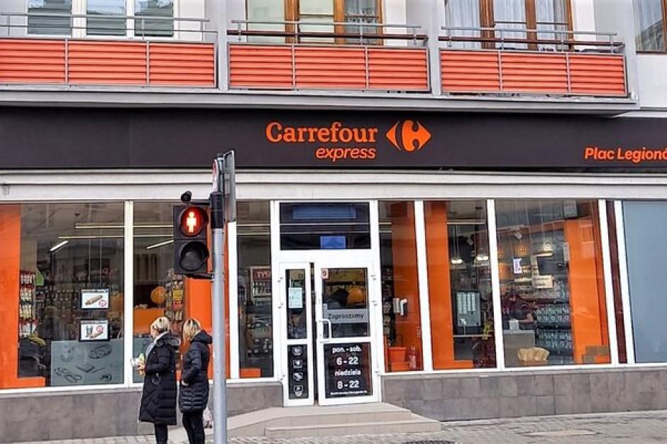 Carrefour otworzył 10 nowych sklepów convenience