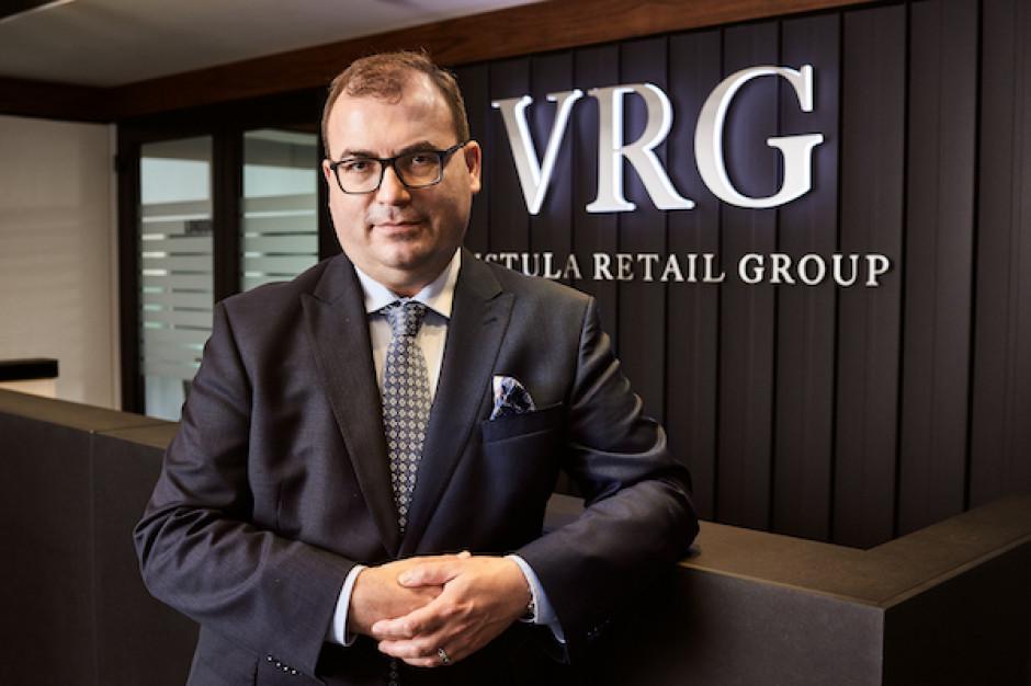 1/4 sprzedaży marek VRG realizowana jest przez kanał online