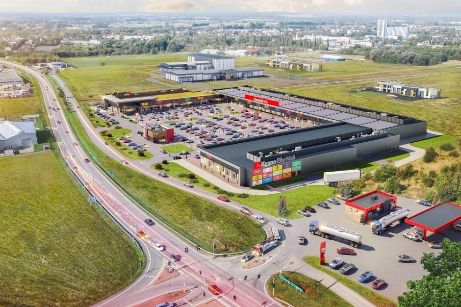 Park handlowy w Kępnie ruszy w 2022 roku