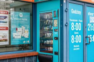 Cosmedica chce rozwijać sieć automatów vendingowych