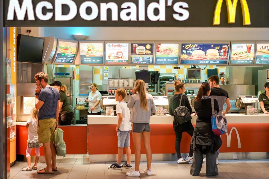 Kurczakburger zniknie z oferty McDonald's?