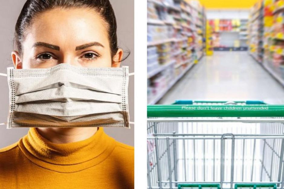 Nowe obostrzenia epidemiczne - zamknięte duże sklepy meblowe, nowe limity w handlu