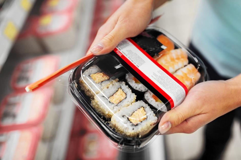 Euro i dolar przyczyną wyższych cen sushi w polskich  sklepach. Nawet o  50%