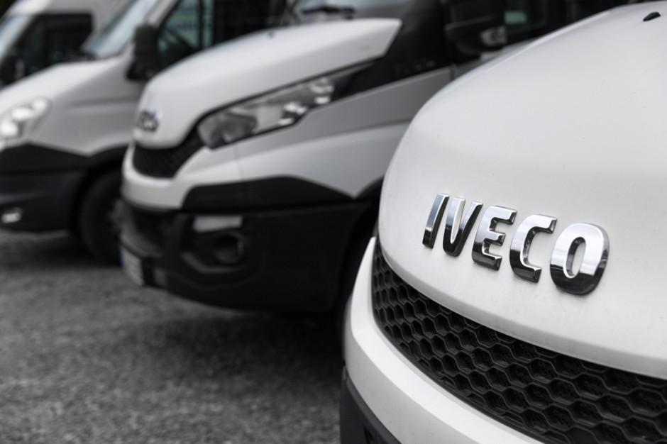 UOKiK wszczął postępowanie wobec importera ciężarówek Iveco