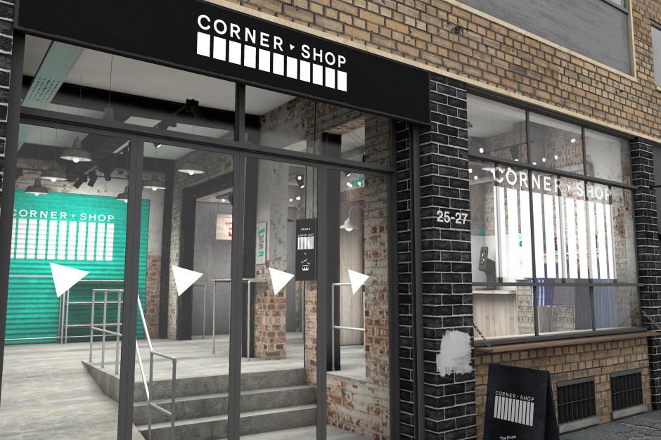 Corner Shop - tu testuje się idelane doświadczenie zakupowe po pandemii